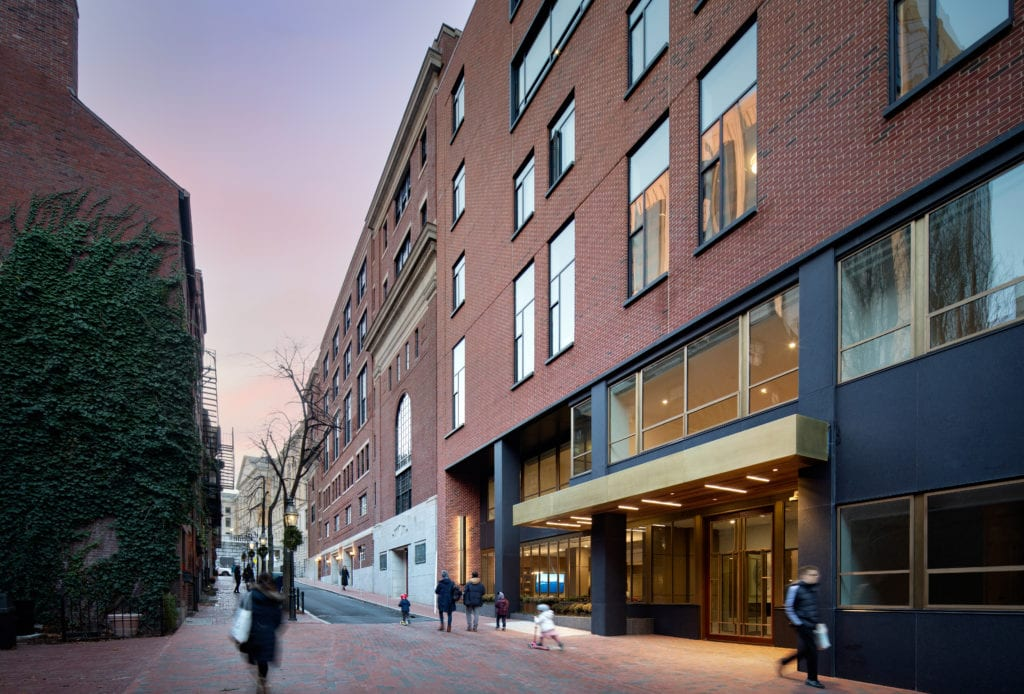 Former Suffolk University Law Buildings Become The Archer Residences